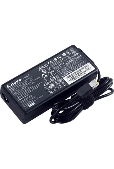 Lenovo 20V 6.75A 135W USB Tipli Kare Adaptör Şarj ADL135NLC3A