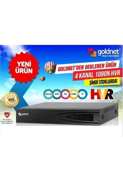 Goldnet GN-9104 Hvr (5 In 1) 4 Kanal