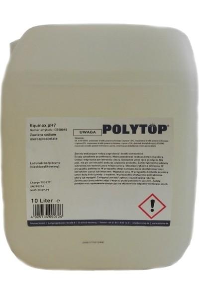 Polytop Equinox Ph7 Demir Tozu Temizleyici 10LT