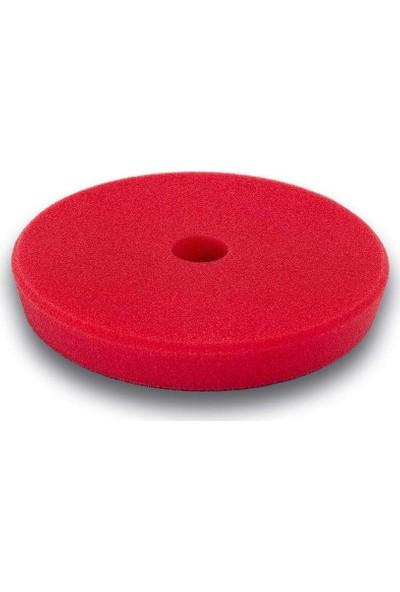 Polytop Orbital Uyumlu Kırmızı Pasta Süngeri 140MM