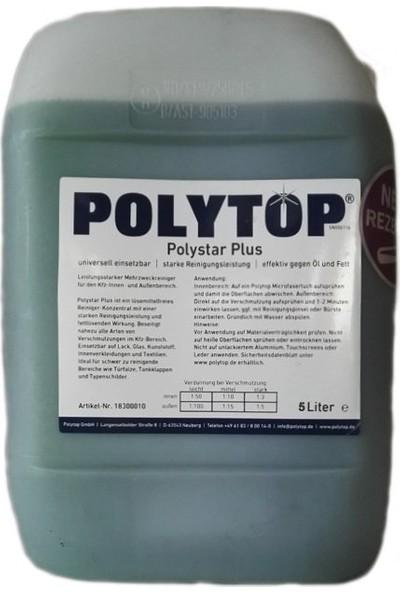 Polytop Polystar Plus Genel Amaçlı Temizleyici 5lt.