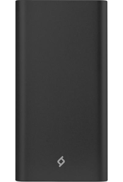 Ttec AlumiSlim S 10000mAh Taşınabilir Şarj Aleti Powerbank Siyah
