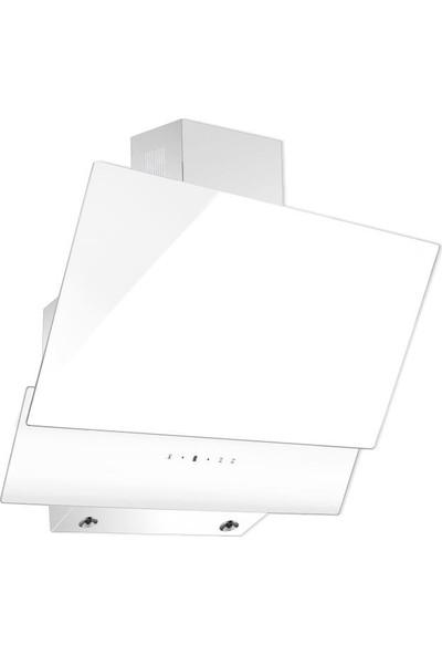 Kumtel 2'Li Beyaz Dokunmatik Ankastre Set