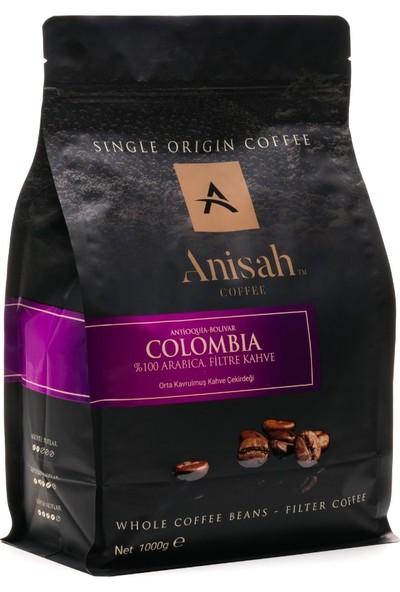 Anisah Bolivar Filte Kahve Çekirdek Kahve Orta Kavrulmuş 1000 gr