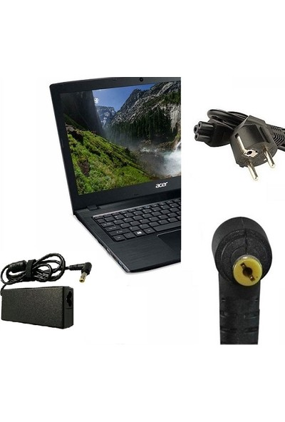 Baftec Acer Travelmate 8473T 8473TG Notebook Adaptör