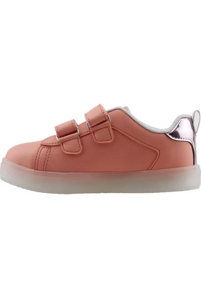 Kiko 19-S28 Günlük Işıklı Erkek/Kız Çocuk Spor Ayakkabı