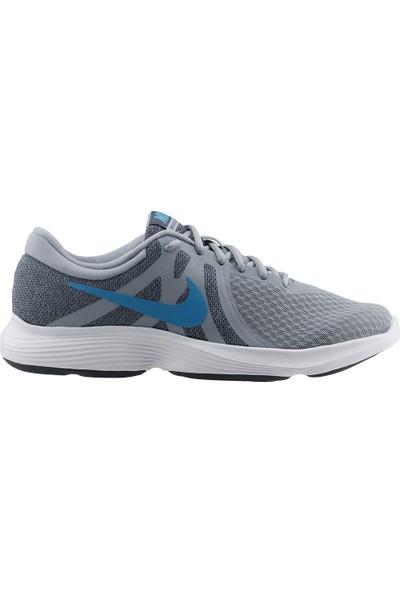 Nike Revolution 4 Eu Aj3490 Günlük Fileli Erkek Spor Ayakkabı Gri