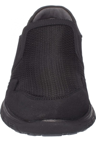 Forelli 45814 Memory Foam Comfort Siyah Erkek Ayakkabı