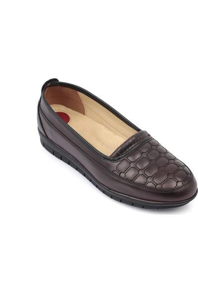Yeni Sezon Daxtors Full Ortopedik Jelli Taban Bayan Ayakkabısı