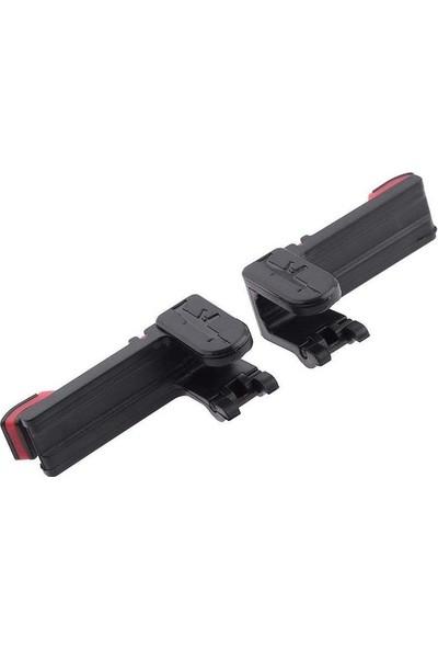 Case 4U Ateş Düğmesi - PUBG - Tüm Oyun ve Telefonlar ile Uyumlu Oyun Konsolu - Universal Oyun Adaptörü - M24