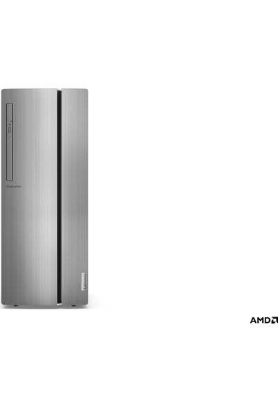 Lenovo IdeaCentre 510-15 ARR AMD Ryzen 5 2400G 8GB 1TB + 128GB SSD RX550 Freedos Masaüstü Bilgisayar 90J0004JTX