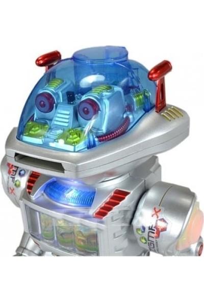 Birlik Oyuncak Süper Robot Kumandalı Fonksiyonlu