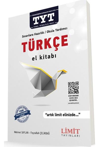 Limit Yayınları TYT Türkçe Dil Ve Anlatım El Kitabı - Feyzullah Çelikbağ