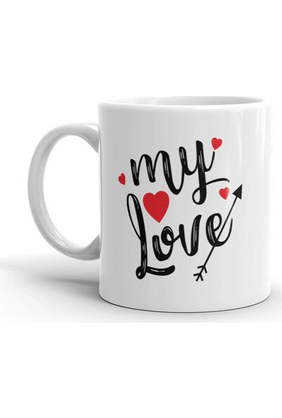 Bihayret My Love Kupa Bardak