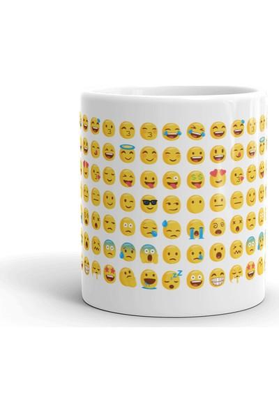 Bihayret Emoji Kupa Bardak