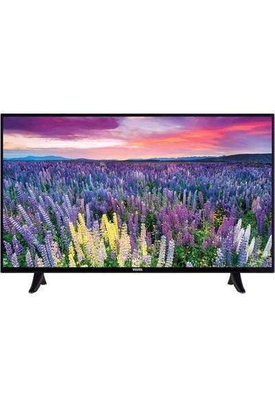 Vestel 43UD8370 43'' 108 Ekran Uydu Alıcılı 4K Ultra HD Smart LED TV