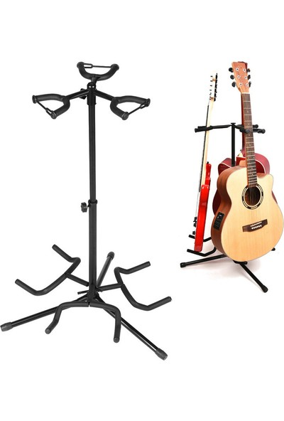 Donizetti Gitar Bağlama Ud Enstrüman Standı 3'lü