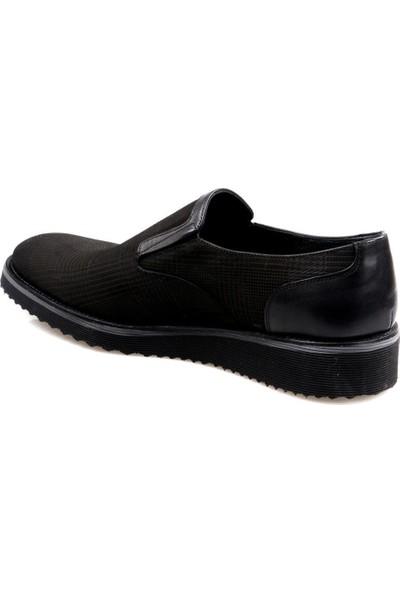 Fosco 7105 Eva Taban Siyah (39-44) Erkek Günlük Ayakkabı