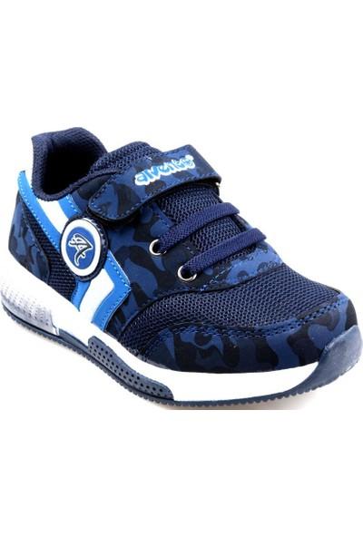 Arvento 115 Erkek Çocuk Lacivert Günlük Spor Ayakkabı