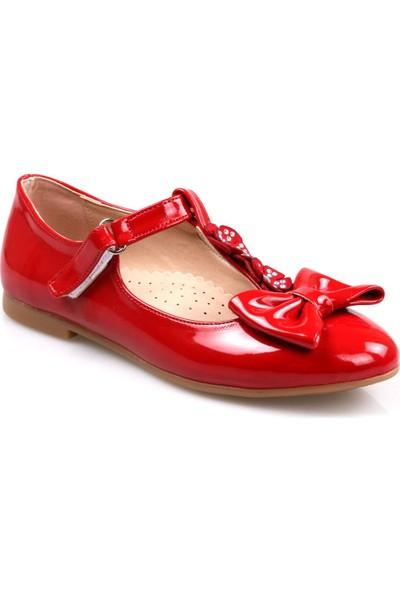 Vetta Girls Kız Çocuk(31-36) Kırmızı Babet