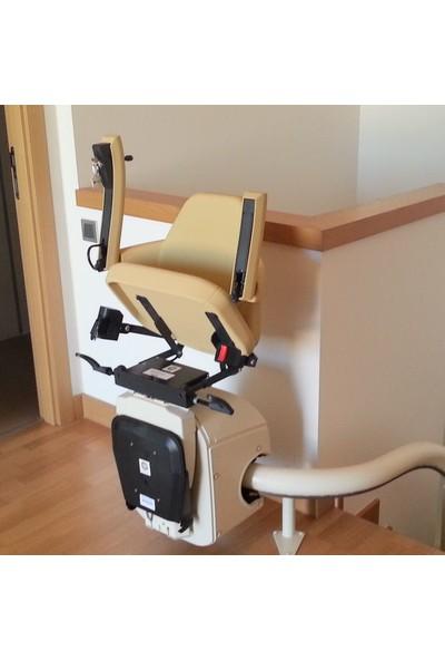 Handicare Koltuklu Merdiven Asansörü 2 Kat 3 Durak