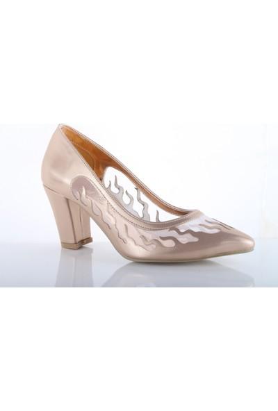 Mhd 002 Kadın Topuklu Ayakkabı