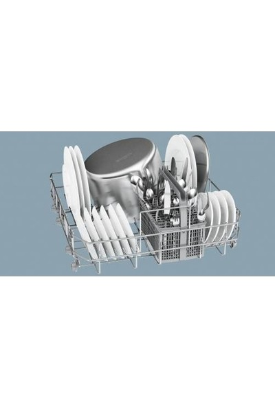 Siemens Sn515B00Dt A+ 5 Programlı Bulaşık Makinesi