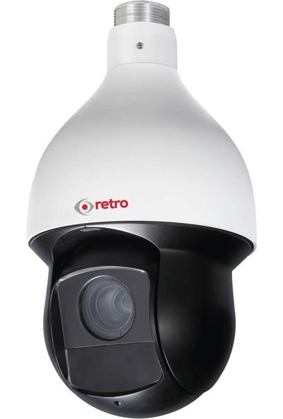 Retro Rd-59230 2Mp 30X Zoom Starlight Ir Ptz Hd-Cvı Kamera