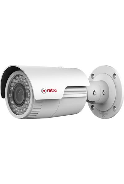 Retro Rt-2Cd1641 4.0Mp 2.8-12Mm Varifocal Lens Ip Bullet Kamera