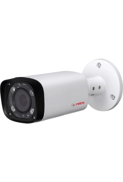 Retro Rd-1200R-Vf-B 2Mp 2.7-13.5Mm Ir Bullet Hd-Cvı Kamera