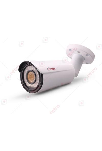 Retro Rt-5250 2Mp 2.7-13.5Mm Motorize Lens Ir Bullet Ip Kamera