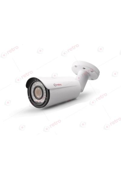 Retro Rt-5250B 2Mp 1080P 2.8-12Mm Varifocal Lens Ir Bullet Ip Kamera