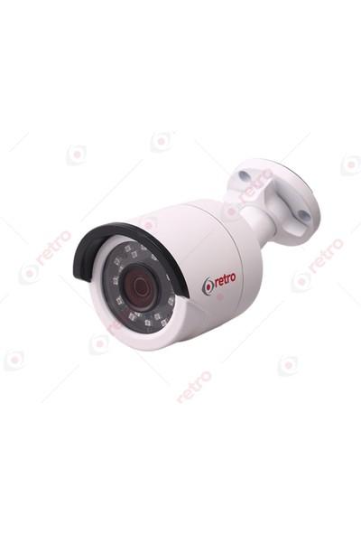 Retro Rt-5402 4Mp 3.6Mm Lens 1080P Ir Bullet Ip Kamera