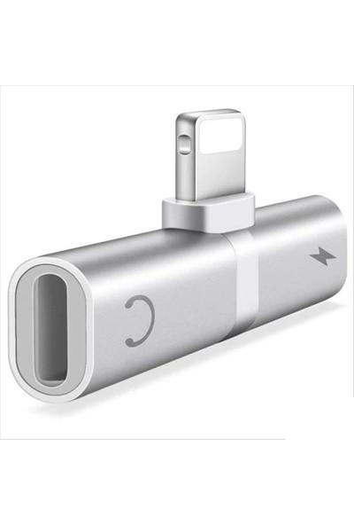Answer Şarj Ve Kulaklık Dönüştürücü Apple iPhone X 7 8