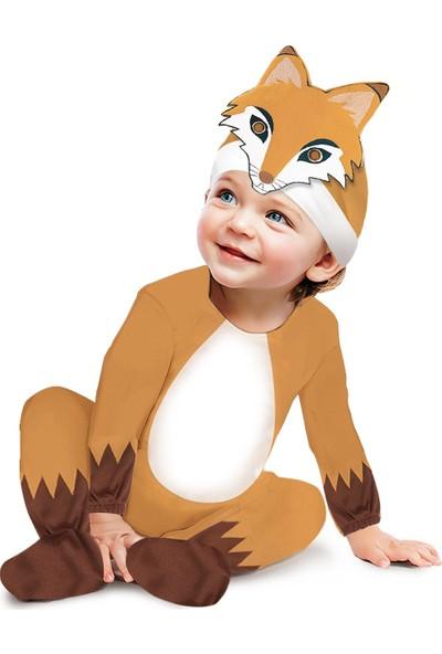 Oulabimir Tilki Kostümü Bebek Kıyafeti