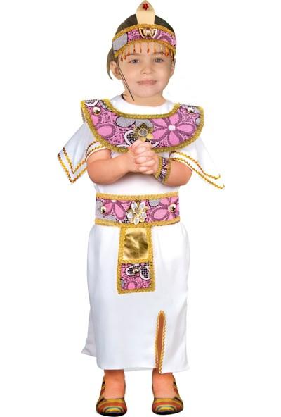Oulabimir Mısır Yöresel Kostüm Çocuk Kıyafeti