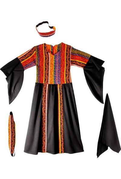 Oulabimir Filistinli Kostümü Çocuk Kıyafeti