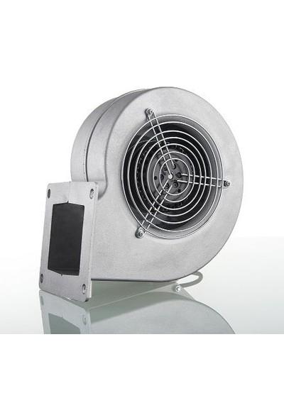 Dündar CA 12-2E Alüminyum Gövdeli Radyal Kazan Fanı 290 m³ 2600 RPM