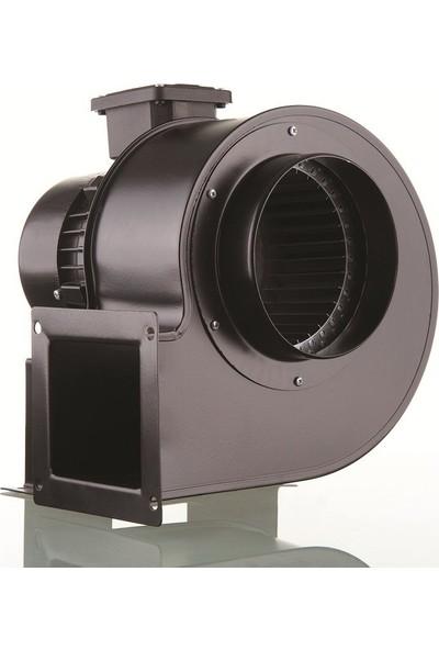 Dündar CT 18.4 Radyal Salyangoz Fan Aspiratör (Trifaze) 1100 m³ 1445 RPM