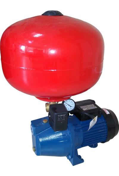 Sumak Smjkh-100 Hidrofor 4 Kat 6 Daire 24 Litre Tanklı Ev Tipi Hidrofor