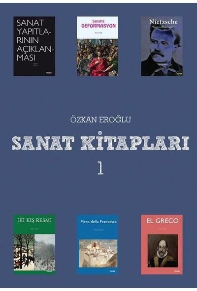 Sanat Kitapları 1 - Özkan Eroğlu