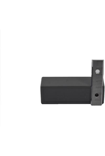 Tigra Jilet Jilet Bıçak Ebatlama İçin 2 Taraf Keser Genişlik 12 mm Hm:50x12x1,5 mm Toscr
