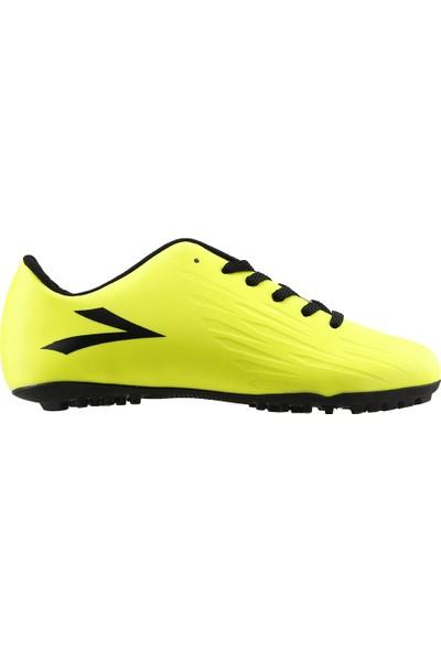 Lig Falcon Erkek Halı Saha Futbol Ayakkabısı Sarı