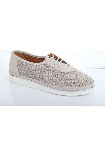 Estile 505-03 Kadın Deri Ayakkabı