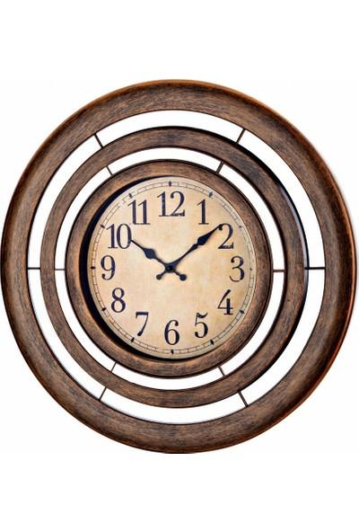 Deco Dekoratif Aynalı Saat