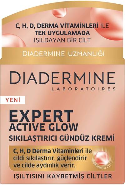 Diadermine Expert Active Glow Sıkılaştırıcı Gündüz Kremi 50 Ml