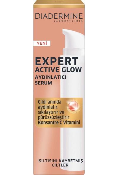 Diadermine Expert Active Glow Aydınlatıcı Serumu 40 Ml