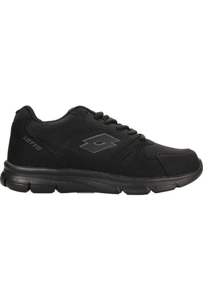 Lotto T0520 Skat Siyah Erkek Günlük Ve Yürüyüş Spor Ayakkabı Siyah