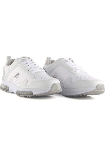 M.P 191-7302 Erkek Günlük Ve Yürüyüş Spor Ayakkabı Beyaz