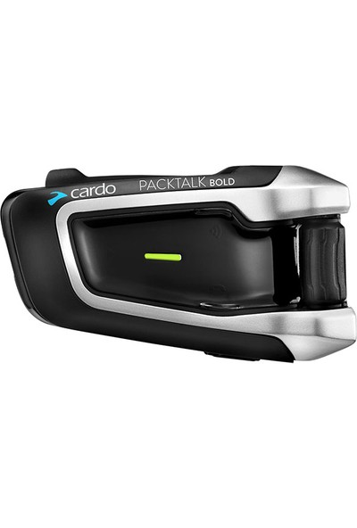 Cardo Packtalk Bold Bluetooth ve Intercom (Tekli Paket)